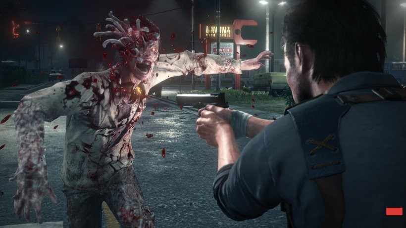 The Evil Within 2 скриншот из игры