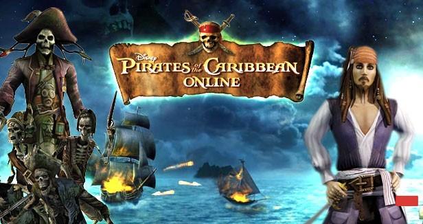 Обзор игры Pirates of Caribbean Online