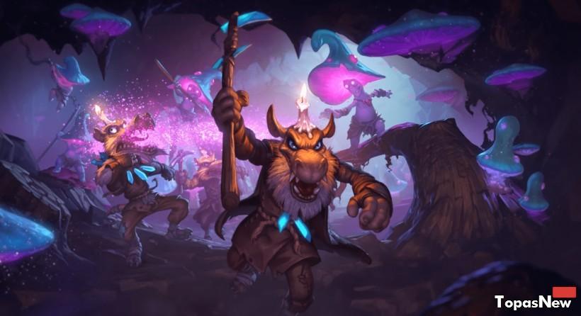Hearthstone на Blizzcon 2017: когда выйдет Kobolds and Catacombs?