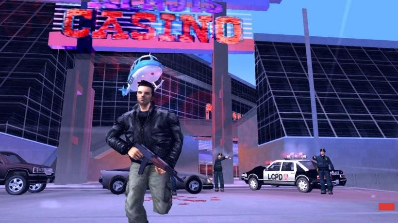 Обзор игры Grand Theft Auto