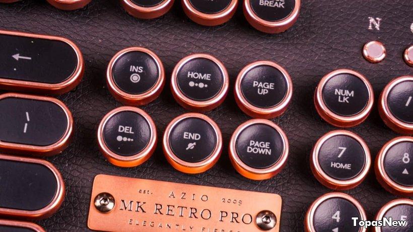 AZIO Retro Classic: возможность окунуться в романтику прошлого
