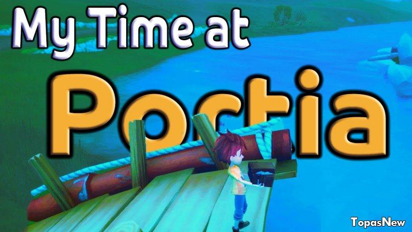 My Time at Portia: вы не заметите, как пролетит время