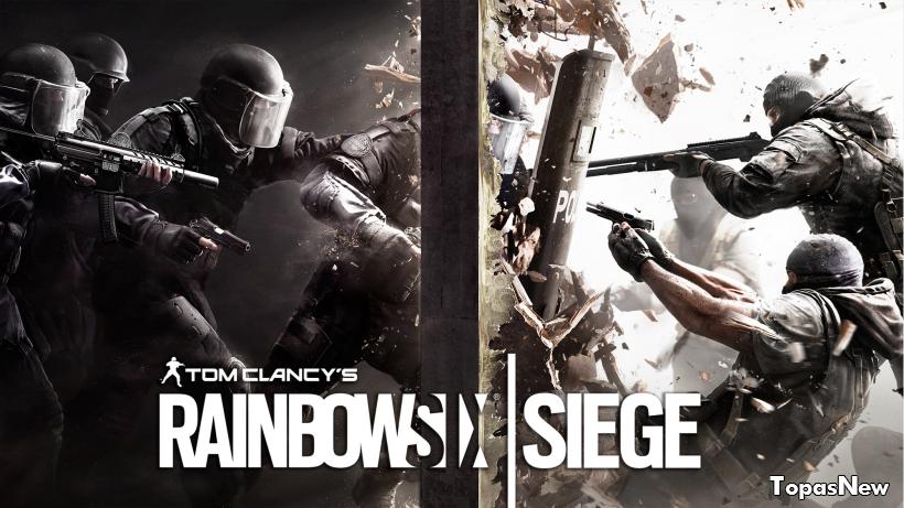 Tom Clancy's Rainbow Six Siege: бесплатный полный доступ к игре