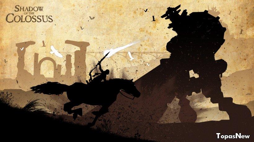 Shadow of the Colossus: новое - хорошо забытое старое