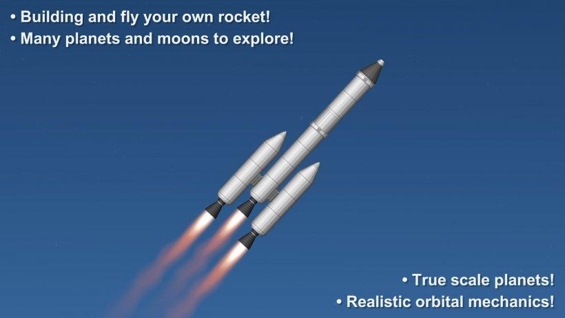 Spaceflight Simulator: ракетный конструктор в вашем кармане