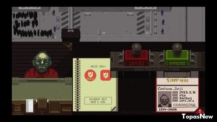 Papers, Please: отличная игра с невероятной экранизацией