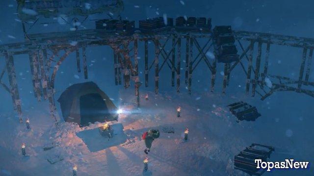 Impact Winter: доступна на консолях с 5 апреля