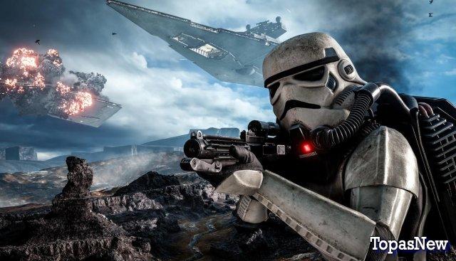 Electronic Arts работает над новой игрой вселенной Star Wars