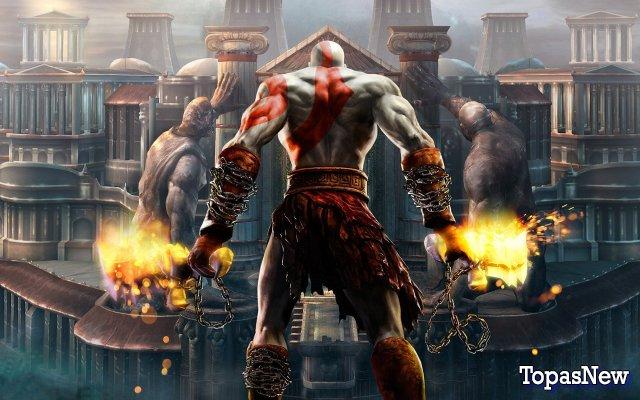 God of War в ретроспективе: как это было