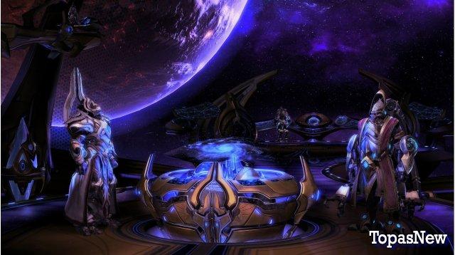 StarCraft II: платные карты от пользователей