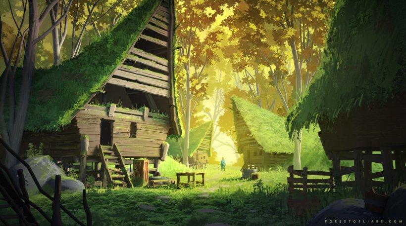 Forest of Liars: верю - не верю среди роскошных пейзажей