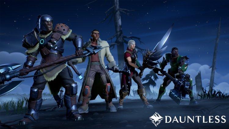 Открытая бета-версия Dauntless началась