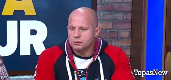 Федор Емельяненко и Чейл Соннен смотреть онлайн Матч ТВ