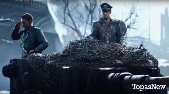 Немецкая кампания Battlefield 5 - «Не история героя»
