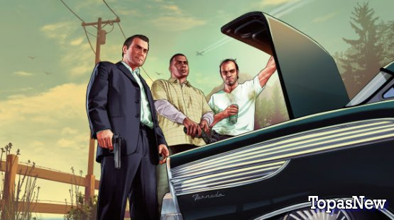 Rockstar арестовывает счета предполагаемых читеров GTA 5