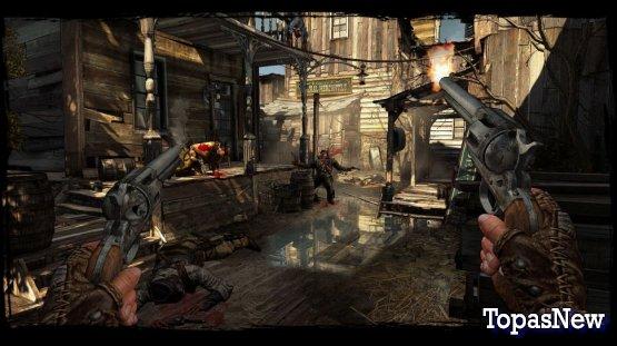 Лучшие игры в стиле вестерн, но не Red Dead Redemption 2