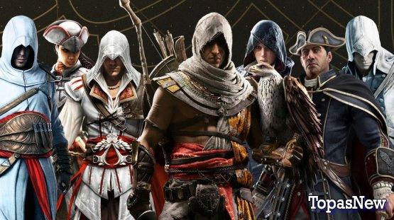 Главные герои Assassin's Creed, от худших до лучших. Часть 2