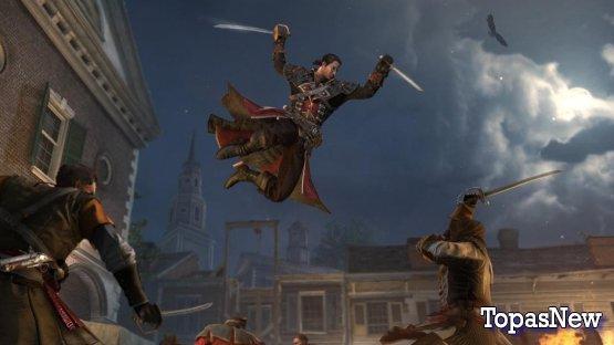 Главные герои Assassin's Creed, от худших до лучших. Часть 1