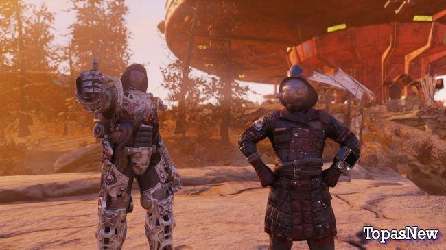 Fallout 76 поддержит ультраширокие дисплеи и добавит push-to-talk