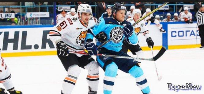 Сибирь Амур 16.11 18 онлайн трансляция хоккея