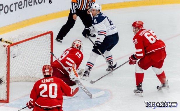 Витязь Металлург 16.11 18 онлайн трансляция хоккея