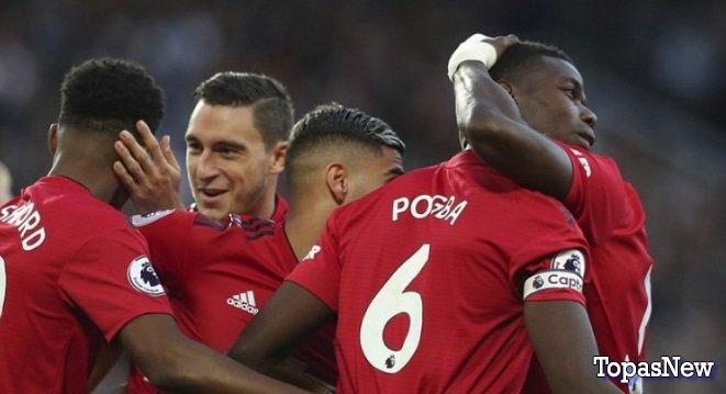 Манчестер Юнайтед Кристал Палас 24.11 18 трансляция онлайн