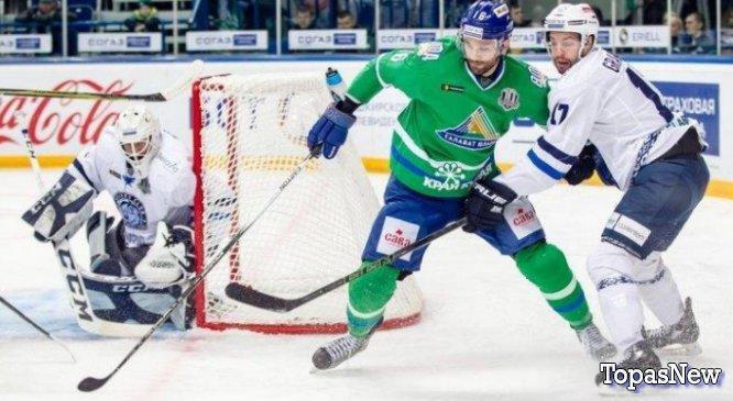 Салават Динамо Минск 25.11 18 трансляция онлайн хоккей