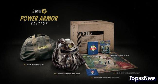 Геймеры недовольны выпуском Power Armor Edition Fallout 76