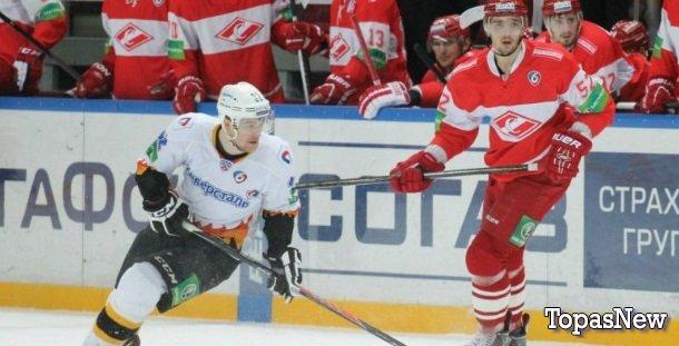 Спартак Северсталь 29.11 18 трансляция онлайн хоккей (прогноз)