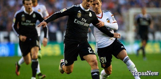 Реал Мадрид Валенсия 01.12 18 трансляция онлайн