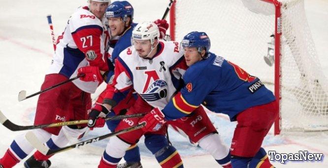 Локомотив Йокерит 07.12 18 трансляция онлайн хоккей (прогноз)
