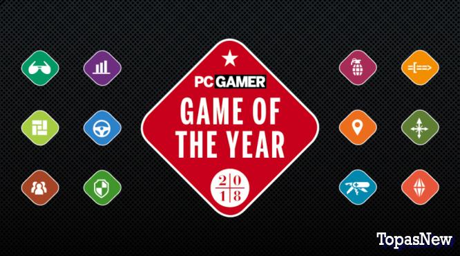 Игра года 2018: рейтинг от PC Gamer