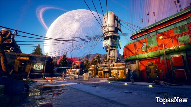 The Outer Worlds: все что нам известно