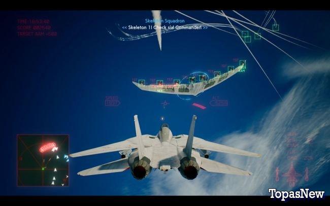 Ace Combat 7: объективный обзор