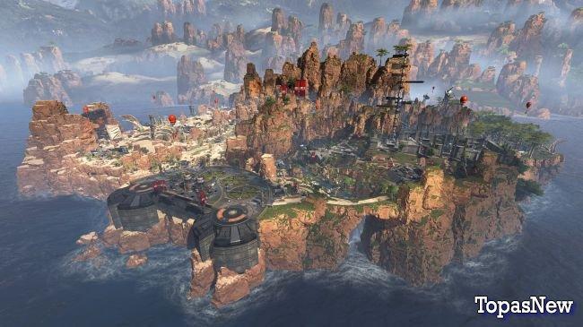 Apex Legends: новейшая игровая площадка Battle Royale