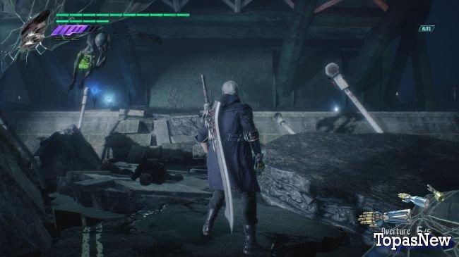 Devil May Cry 5: ищем секретные миссии, синие и фиолетовые шары