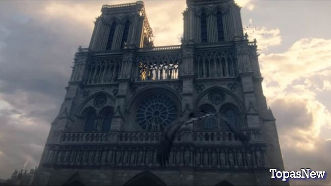 Assassin's Creed Unity: поддержка Notre Dame от Ubisoft