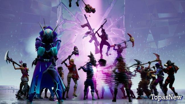 Epic раздает планер Fortnite бесплатно за сорванное событие Unvaulting