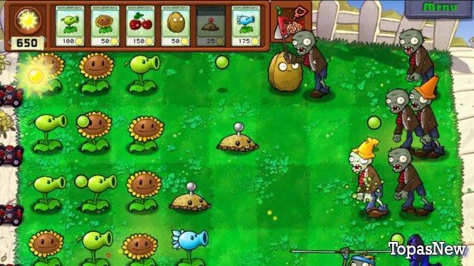 Plants vs. Zombies 10 лет: создатель показывает оригинальные дизайны