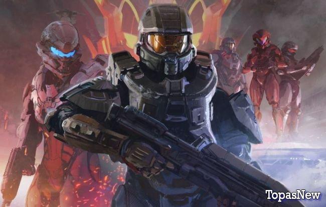 Halo: основные события на временной шкале