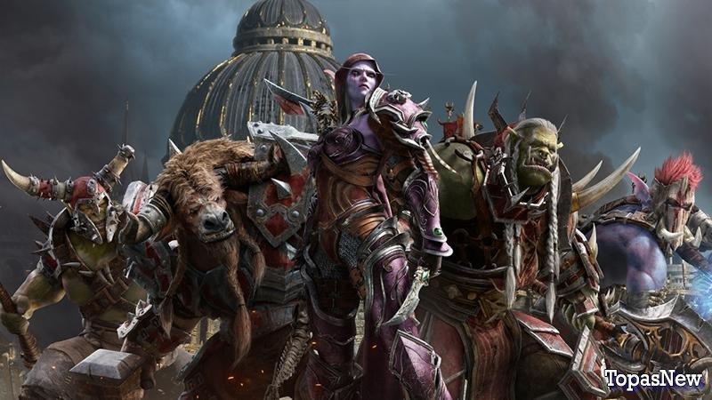 World of Warcraft в Unreal Engine 4: это выглядит великолепно
