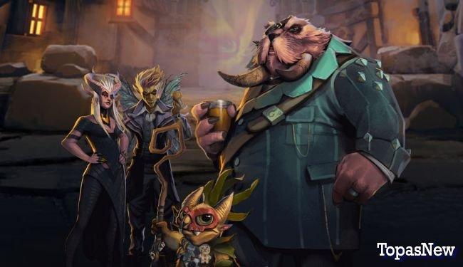 Dota Underlords: ранговый и обычный режимы