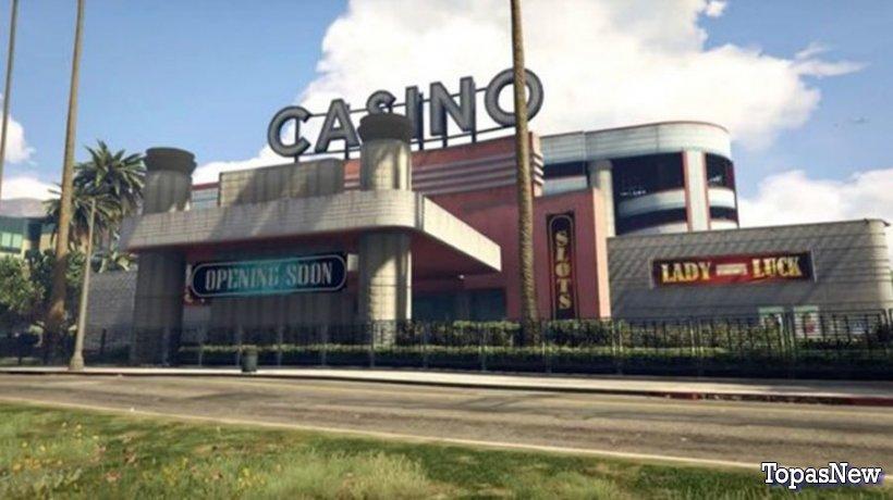 gta 5 казино