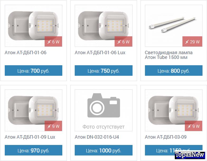 Светодиодные светильники: плюсы и минусы их применения
