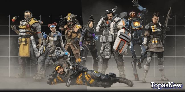 Приглашение на участие в предсезонном турнире Apex Legends за $ 500 000 в сентябре