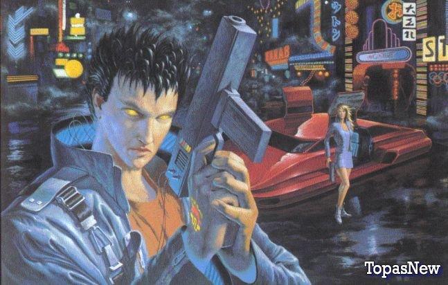 Основные события на временной шкале Cyberpunk RPG