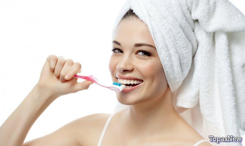 В заботе о полости рта зубная щетка Braun Oral-B незаменима