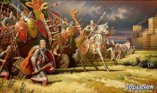 История российского государства от возникновения до наших дней