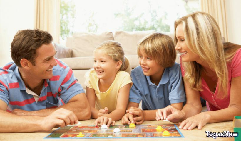 Как выбрать настольную игру для ребёнка?