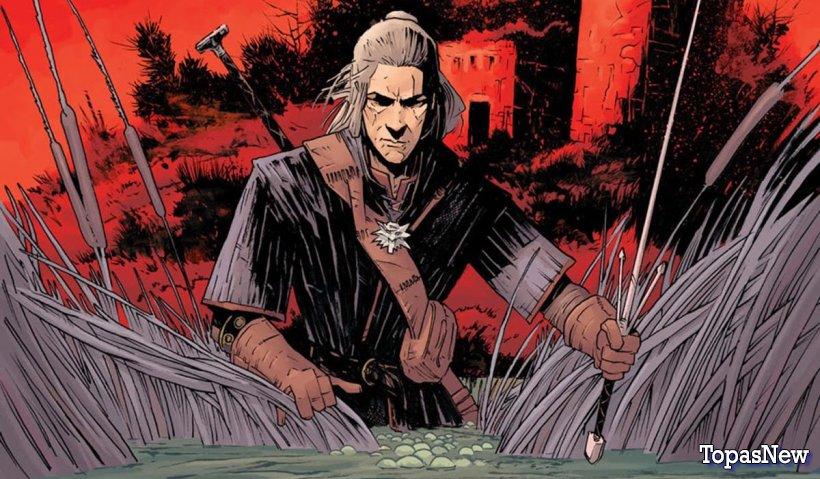 Обзор комикса «Ведьмак. Лисьи дети»